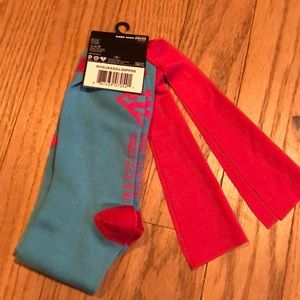 347675874 Bioworld Accessories - DC Comics SuperGirl Knee High Socks
